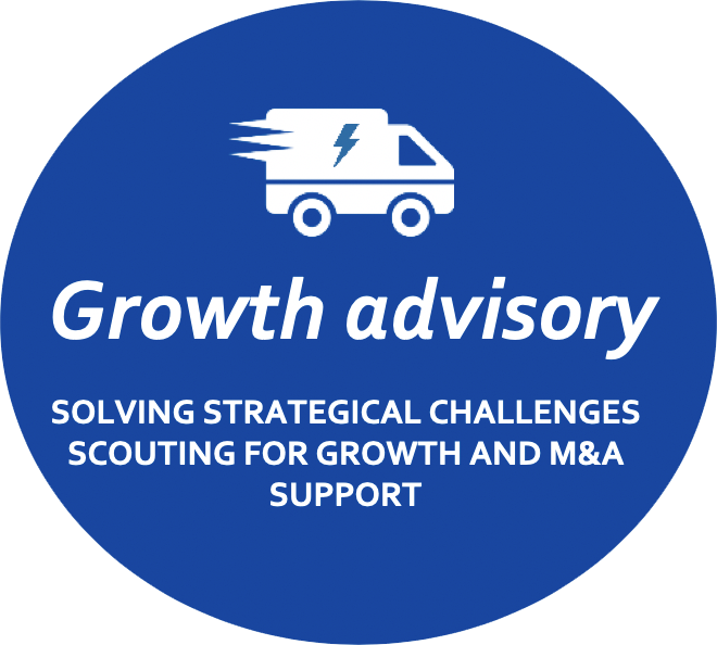 EV Growth Advisory Button