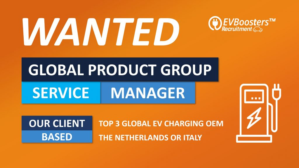 Social Global Product Group Service Manager