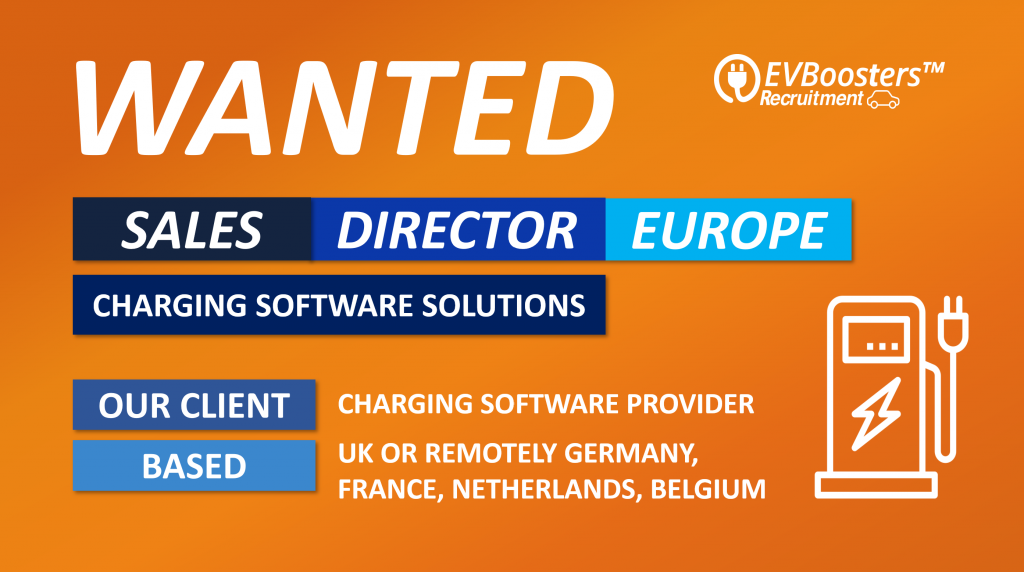 sales director europe charging solutions