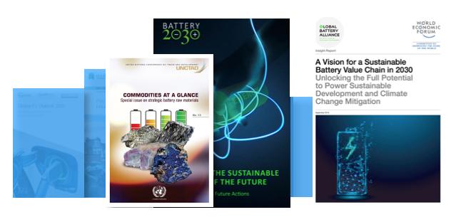 ev battery sales battery outlooks insights