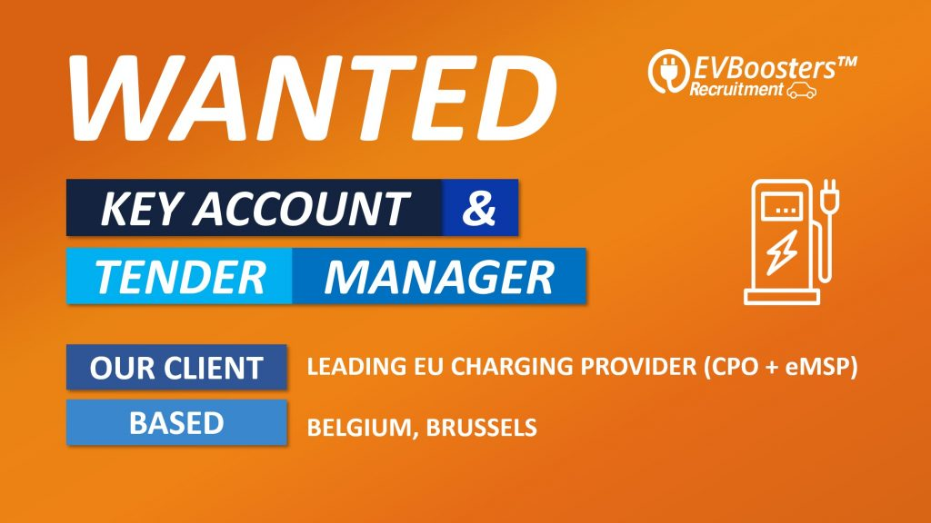 key account & tender manager